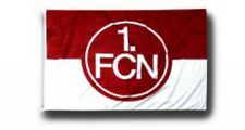 Hissflagge Fahne 1. FC Nürnberg Logo rot-weiß Flagge - 100 x 150 cm