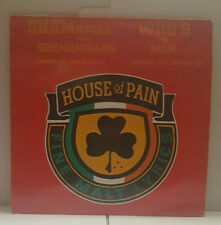 House Of Pain - Shamrocks And Shenanigans & Who's The Man / Tommy Boy - TB 556