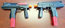 Refurbished UMAREX MP9 Airsoft AEG Duelers Kit. 2x Airsoft AEG's. Full/Semi Auto