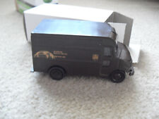 Modern Plastic Friction UPS Delivery Truck MIB