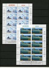 Europa cept 2004 Bulgarije 4649-4650 vellen - MNH