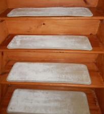 "13  Step 9'' x 30'' Runner 30"" x 76.1/2"" Tufted carpet Wool Woven Shiny ."