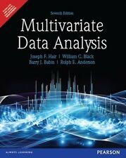 Multivariate Data Analysis by Joseph F., Jr. Hair, Barry Babin, Joseph Hair, ...