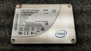 """Intel 330 Series 60GB 2.5"""" SSD Internal SATA SSDSC2CT060A3 Solid State Drive"""