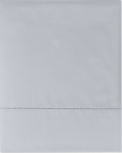 Hotel Collection 600 Thread Count Egyptian Cotton Flat Sheet - KING - Ice