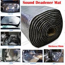 """18""""x40"""" 10mm Audio Sound Deadener Heat Proof Insulation Deadenin Material Mat"""