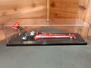 GARY SCELZI WINSTON 1997 DRAGSTER 1 OF 2,988 MAC TOOLS MOTORSPORTS 1/24 SCALE