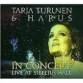 In Concert - Live At Sibelius Hall, Tarja Turunen, Harus CD   4029759073475   Ne