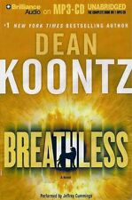 Dean KOONTZ / BREATHLESS      [ Audiobook ]