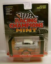 1949 '49 Buick Riviera White Racing Champions Mint Rc Diecast 2016