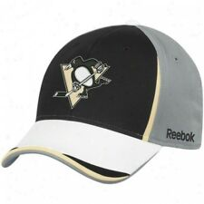 Pittsburgh Penguins Cap  NHL Hockey Reebok Eishockey Flexfit Kappe NEU Size S/M