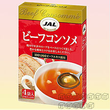 JAL In-flight Meal Beef Consomme Soup Instant Soup Japan Airlines Japanese Food