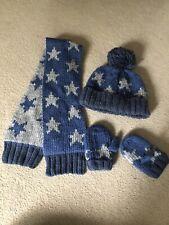 Hat Glove Scarf Set 1-2 Years