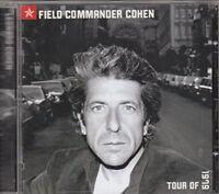 Leonard Cohen - Field Commander Cohen - 1979 Tour [CD]