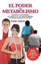 El Poder del Metabolismo- Sobre 500,000 Ejemplares Vendidos - Mas que una...