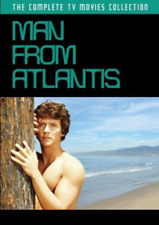 MAN FROM ATLANTIS: COMPLETE...-Man From Atlantis-complete Tv (US IMPORT) DVD NEW