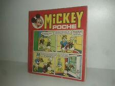 MICKEY POCHE MENSUEL n° 19  WALT DISNEY 1975