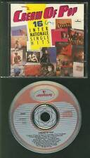 CREAM OF POP CD W Germany ATOMIC LOGO  Phil Carmen Chris Norman Dire Straits