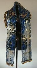Pre-Owned Beautiful Multi-Coloured Handmade Bellydancing Hip Scarf