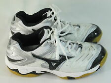 Mizuno Wave Rally Volleyball Shoes Women's Size 7.5 US Excellent Plus Condition