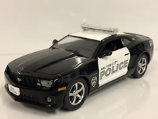 Chevrolet Camaro SS Police Cars of the World Series 1:43 scale