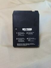 Neil Young- After the Gold Rush- 8 track cartridge- 1970