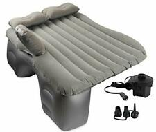 Inflatable Bed Mattress Car Truck SUV Back Seat Sleeping Beds With Air Pump New