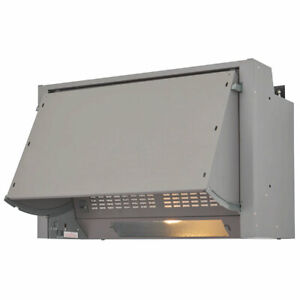 CLIHS60 INTEGRATED COOKER HOOD 600MM GREY (640FH)