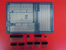 1x Wide Genuino Arduino shield MEGA 2560 R3 FADILAB SMD. Shield Board. FADISHOP