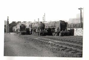 Rail Photo 9F LMS Black 5 45288 Birkenhead shed Cheshire Wirral LNWR GWR