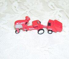 Hallmark Kiddie Car Classics Miniature Murray Tractor And Wagon 1999