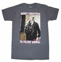 Home Alone Movie Merry Christmas Ya Filthy Animal Vintage Retro New Tee T-Shirt