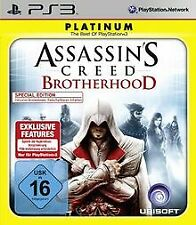 Assassins Creed Brotherhood [Platinum] von Ubisoft | Game | Zustand gut