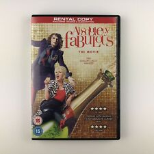 Absolutely Fabulous (DVD, 2016) r