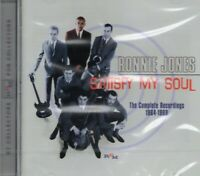 Ronnie Jones - Satisfy My Soul CD (The Complete Recordings 1964-1968) New Sealed