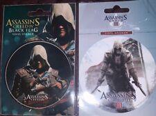 Assassins Creed III & IV Black Flag Vinyl Stickers.
