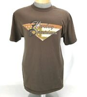Harley Davidson Mens Large t-Shirt Adult ALAMO CITY SAN ANTONIO TEXAS HD MOTOR
