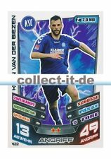 Match Attax 13/14 - 422 - Koen van der Biezen - Zweite Bundesliga