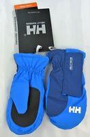 HELLY HANSEN Moufles enfant Taille 2/3/4/5/6- Modèle K Padded Bleu- Gant