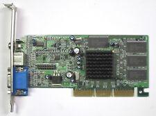 ATI 1024 6118 01 SA RADION 7000 64M AGP DDR TV OUT VIDEO CARD GOOD
