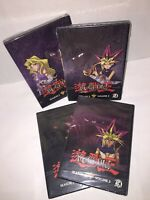 ~💥BRAND NEW & SEALED Yu-Gi-Oh DVD Lot Volume 1-4 FREE SHIPPING!~