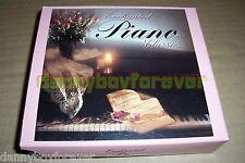 Enchanted Piano Classics NM 3 CD Set Roger Williams Richard Clayderman Liberace