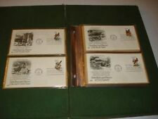 Birds US First Day Covers (1981-1990 20 Cent Denomination)