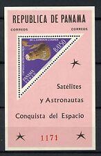 Panamá 1964 Sg #ms 873 exploración espacial Mnh m/s #a 60839