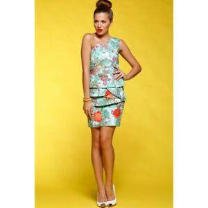 HONEY & BEAU - Floral Delight Dress (HD54001 - Print size 8)