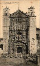CPA Espagne Valladolid - San Pablo (282027)