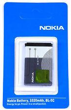 Nokia Akku BL-5C, 100% Original!! Neu!! unbenutzt!  E50, E60 6230, 6610, C2-01
