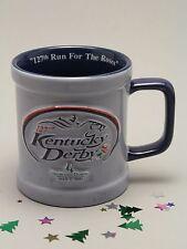 127th Kentucky Derby, Coffee Mug, Churchill Downs, May 5, 2001 Ceramic Souvenir