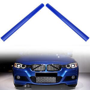 #A Color Support Grill Bar V Brace Wrap For BMW F30 F31 F32 F33 F34 F35 Blue TN