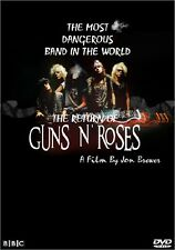 THE MOST DANGEROUS BAND IN THE WORLD: THE RETURN OF GUNS N ROSES - 2016 BBC DVD